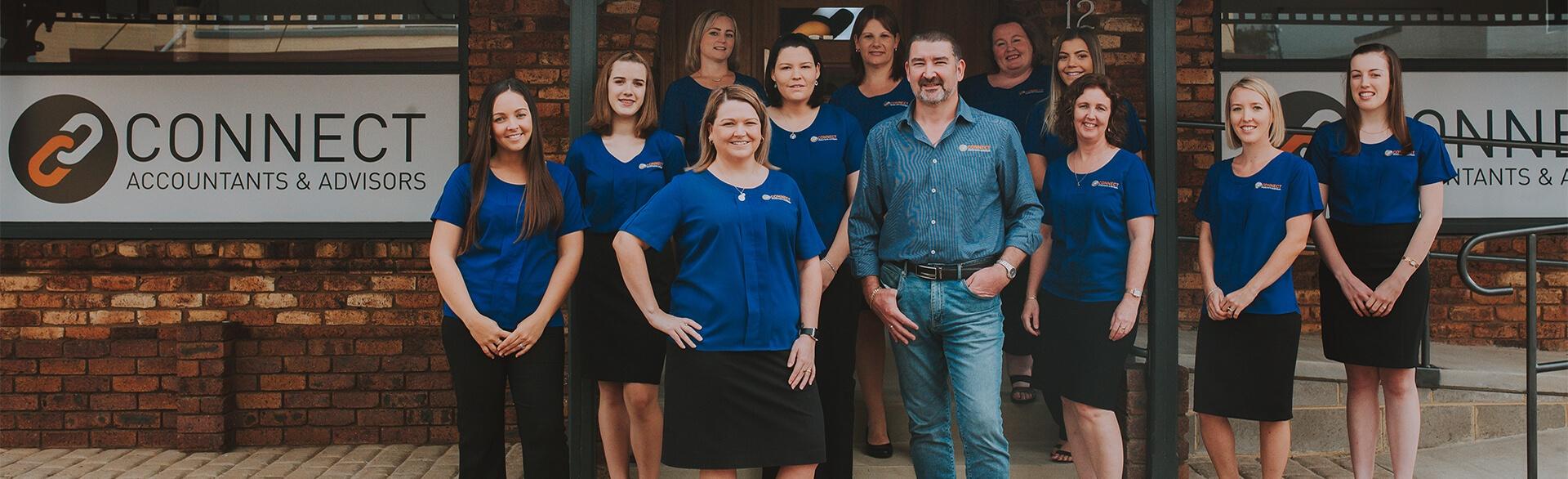 Connect Accountants & Advisors Team